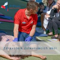 Akreditovaný kurz - Zdravotník zotavovacích akcí