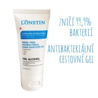 Antibakteriální gel na ruce LONSTIN 60ml