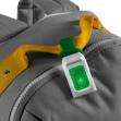 Bezpečnostní reflexní světlo se 3 diodami - 2 režimy svícení