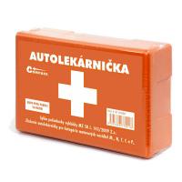 Lékárnička do auta vel. I., plastová - SLOVENSKO