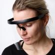 Ochranné brýle s obličejovým štítem