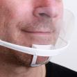 Ochranný štít na ústa a nos MINI