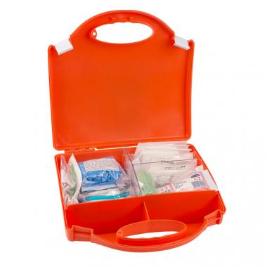 Přenosný kufřík EASY AID s výbavou VÝROBA STANDARD