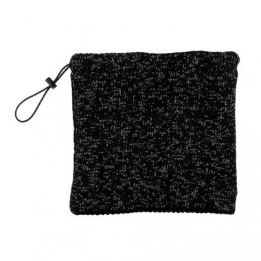 Reflexní nákrčník/čepice s fleecem