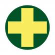 Samolepící fólie FTL - křížek lékárnička