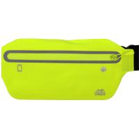 Sportovní ledvinka - žlutá s reflexním proužkem