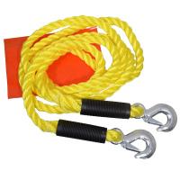 Tažné lano s karabinami do auta (5000kg)