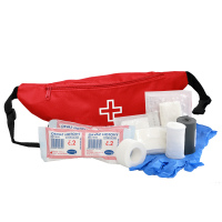 Vybavená lékárnička HIP pro práci s křovinořezem (5 osob)