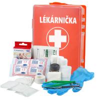 Vybavená lékárnička VISUAL pro firmy (15 osob)
