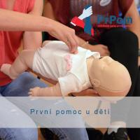 Zážitkový kurz - První pomoc u dětí